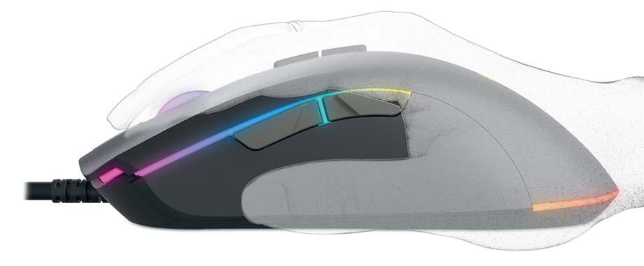 Mouse Gaming Black X17 - Fantech - 6