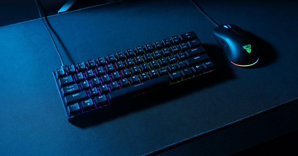 maxfit61 rgb mechanical keyboard 1